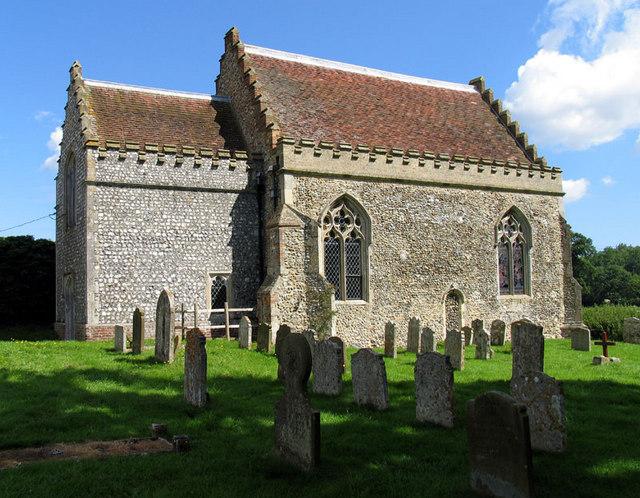 St Mary, Barningham Winter, Norfolk