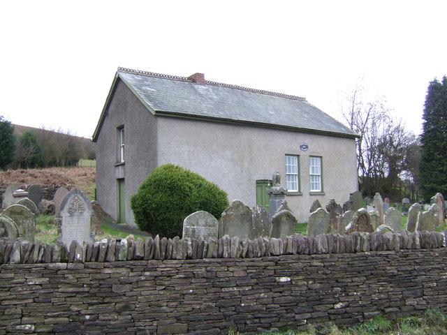 Moriah Chapel, Pengenffordd