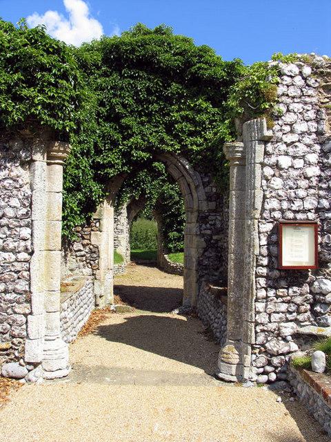 St Mary, Barningham Winter, Norfolk - Ruin