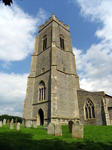 St Mary, Erpingham, Norfolk