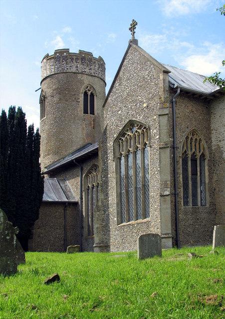 St Mary, Stody, Norfolk