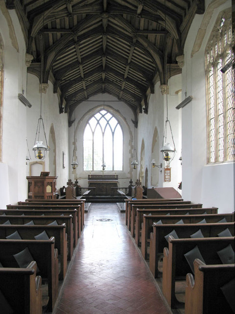 St Mary, Stody, Norfolk - East end