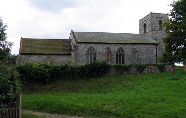 St Margaret, Calthorpe, Norfolk