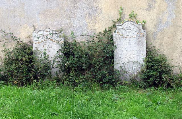 St Margaret, Calthorpe, Norfolk - Gravestones
