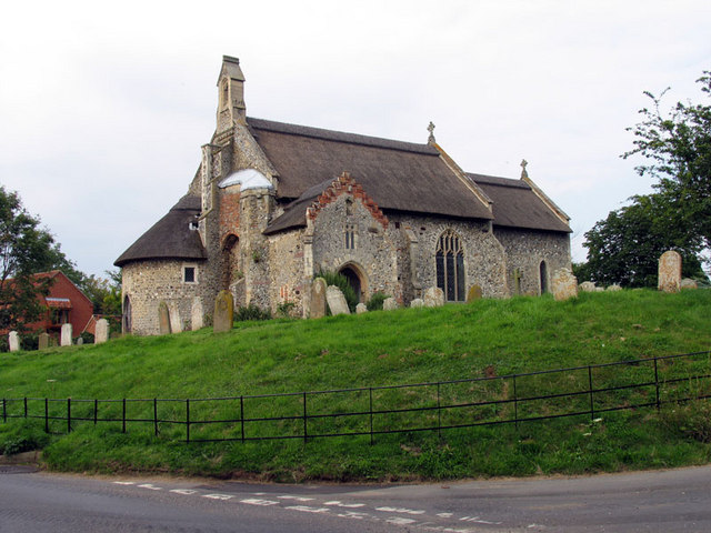 St Lawrence, Ingworth, Norfolk