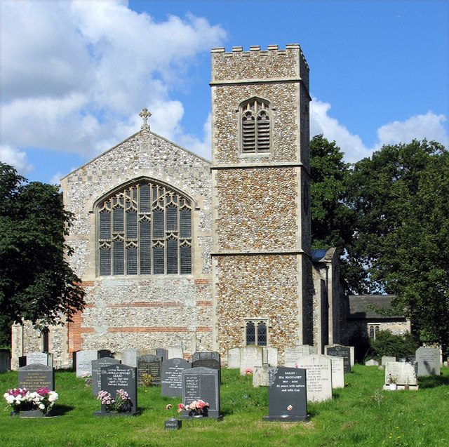 St Peter & St Paul, Edgefield, Norfolk