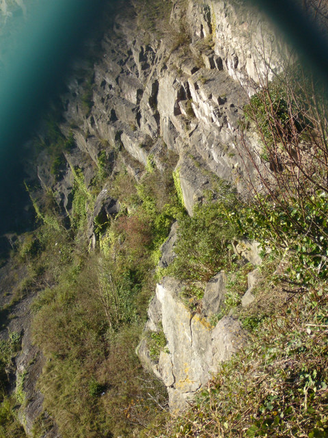 Rock Shear Avon Gorge