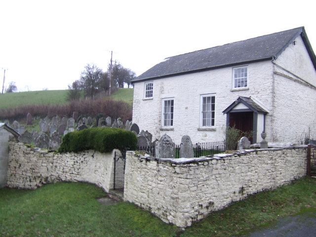 Cwmrhos Congregational Chapel
