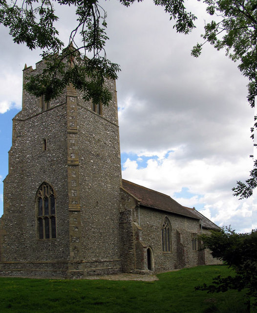 St Peter, North Barningham, Norfolk