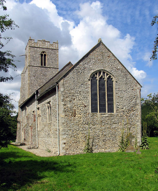 St Peter, North Barningham, Norfolk