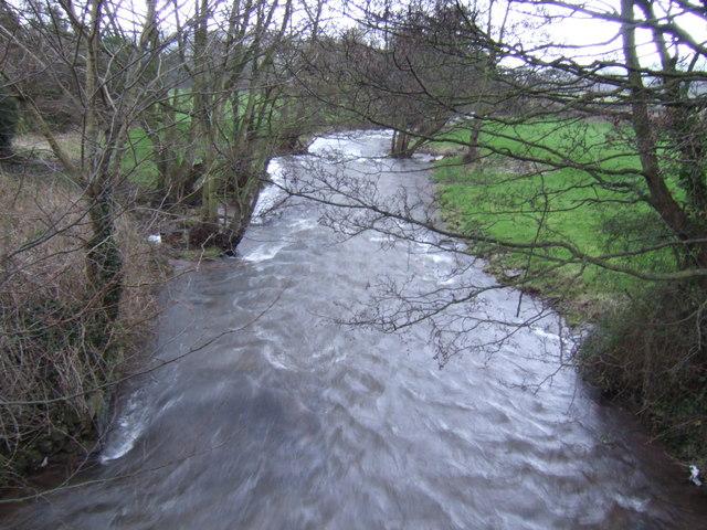 River Rhiangoll