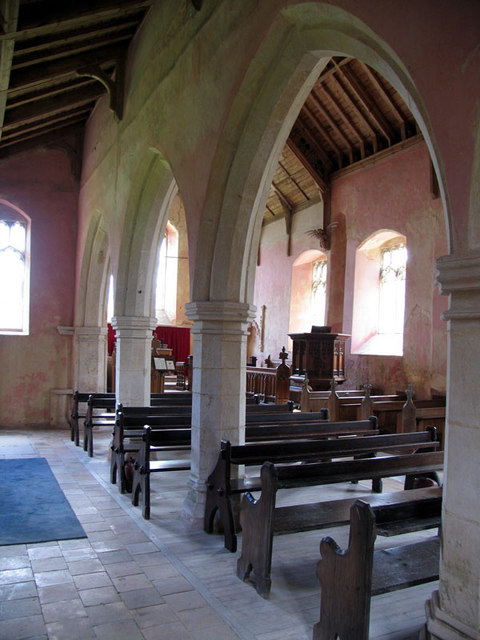 St Peter, North Barningham, Norfolk - Interior