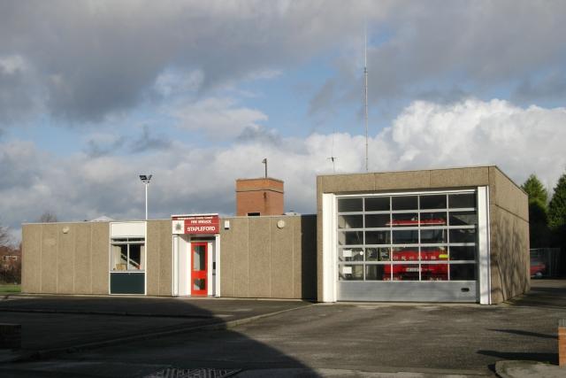 Stapleford fire station