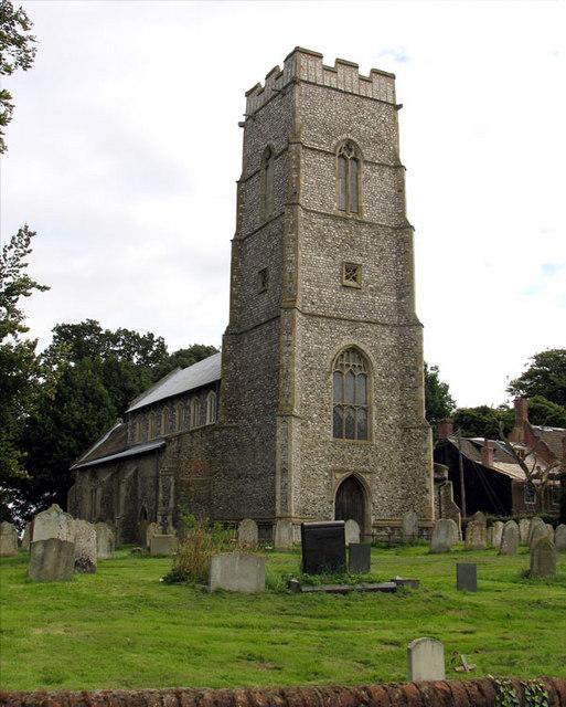 St Botolph, Banningham, Norfolk