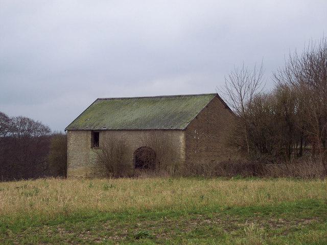 Barn at Hunts Down