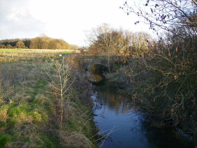 Bridge over the River Derwent at Foulbridge