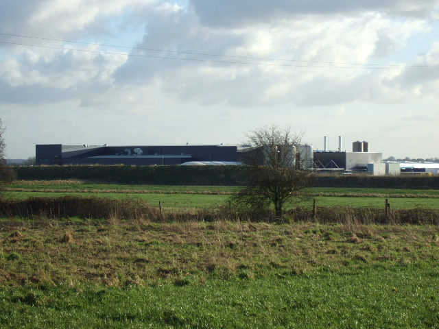 Factory at Dove Valley