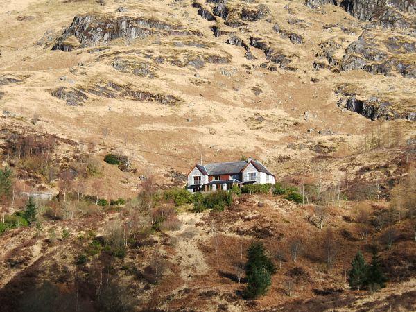 Glenfinnan Lodge
