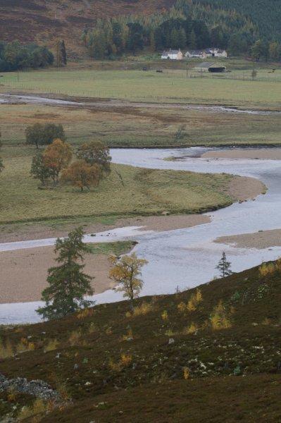 River Dee at Allanaquoich