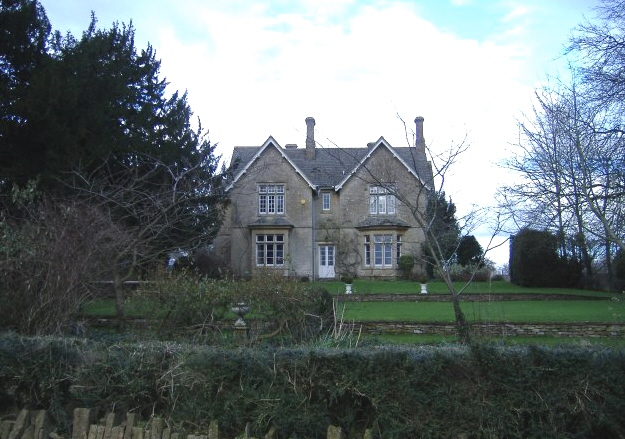 House at Leigh Delamere