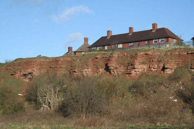 Sneinton Cliffs