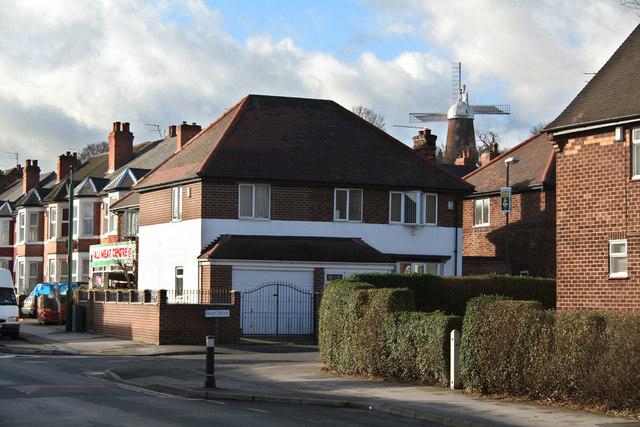 Dale Grove, Sneinton