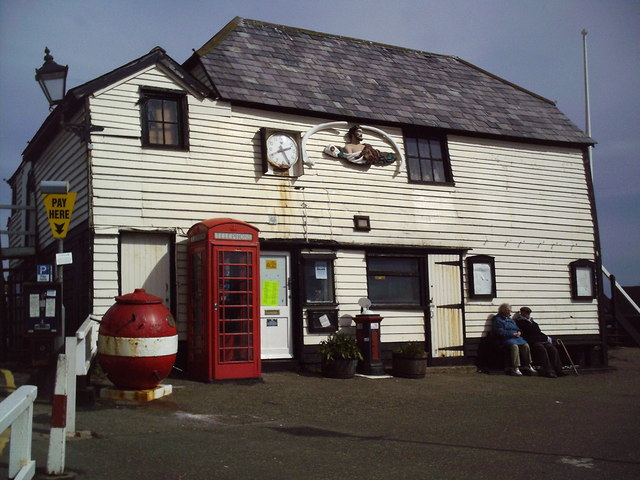 The Old Coastguard Shed Broadstairs
