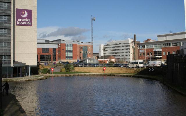 Nottingham Canal, Nottingham