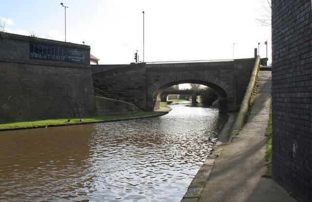 Roving Bridge, Beeston Canal