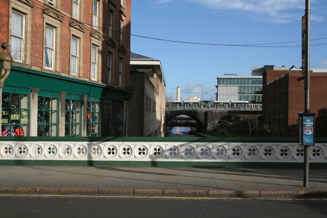 Carrington Street Bridge