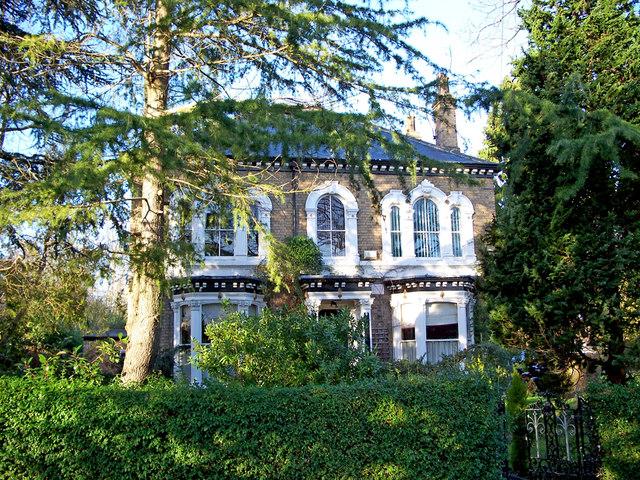 Victorian Villa on Southfield