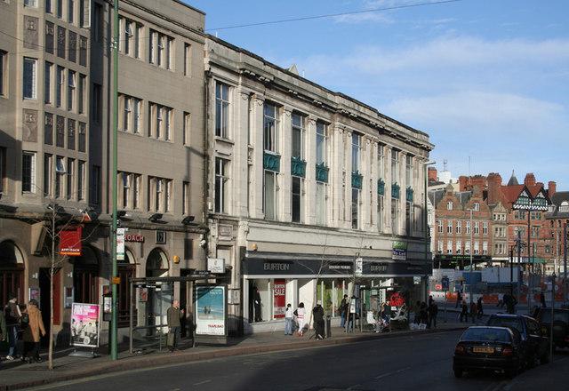 Burton Chambers, Friar Lane
