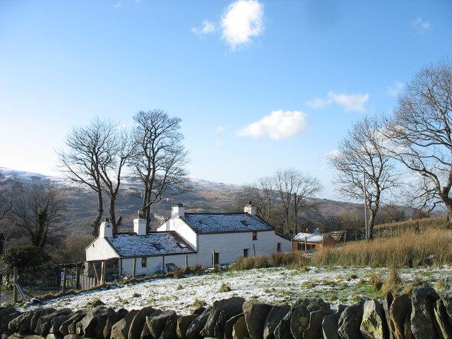 Bwthyn Congl-y-mynydd Cottage, Dinorwig