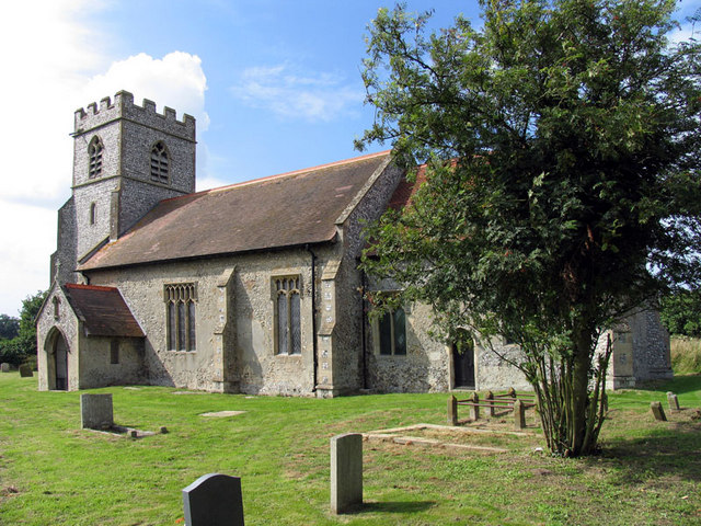 St Andrew, Little Barningham, Norfolk
