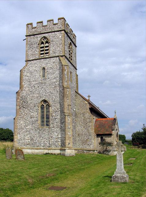 St Andrew, Little Barningham, Norfolk