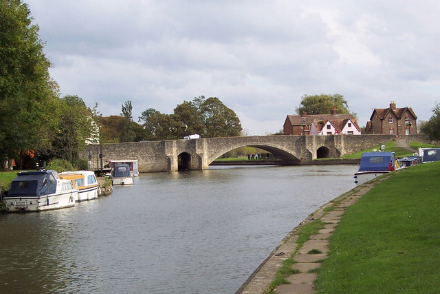 River Thames at Abingdon