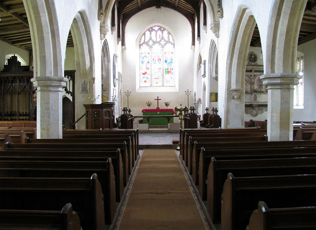 St Mary, Baconsthorpe, Norfolk - East end