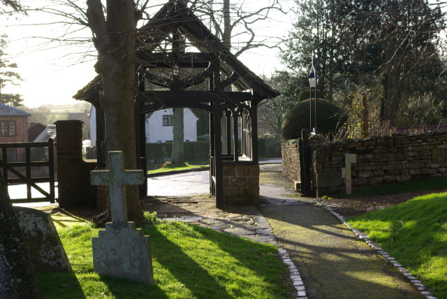 Church Gateway, Lower Brailes