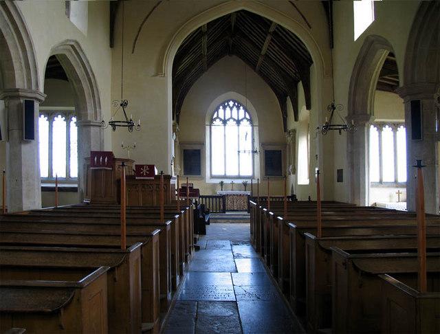 St Bartholomew, Sloley, Norfolk - East end