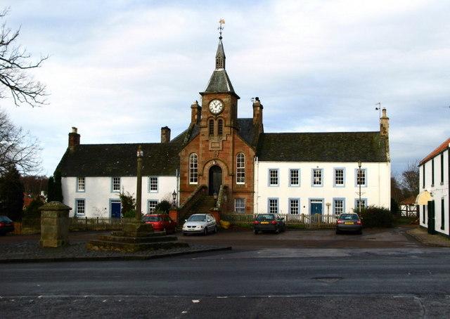 Town Hall, Gifford