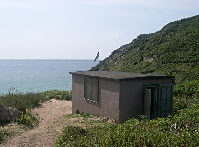 Porthcurno Cable Hut