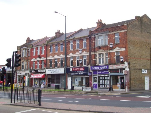 Harrow Road - Sudbury Town