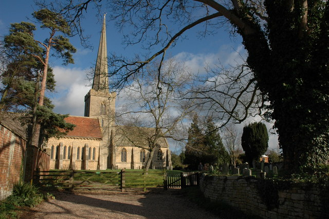 St Giles Church, Bredon
