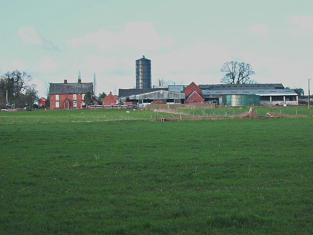 Alkmonton Old Hall Farm