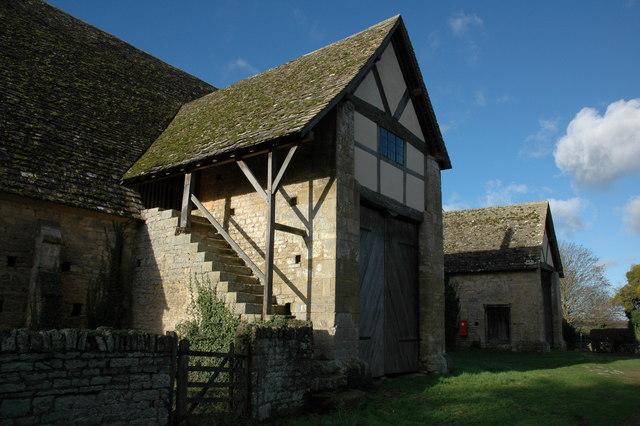 Bredon Tithe Barn