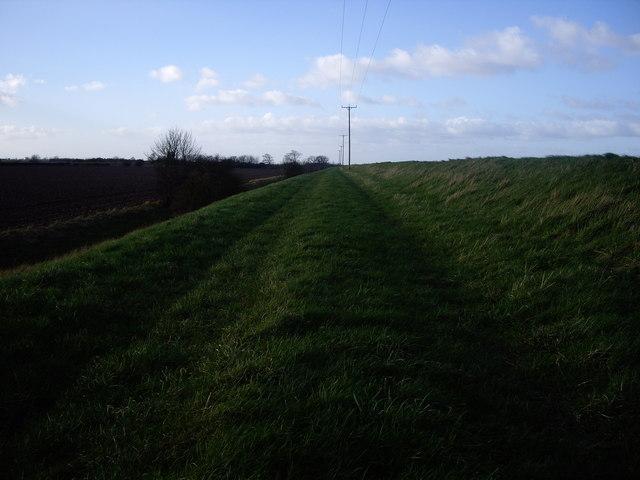 'The Edge of Nowhere' Near Holbeach St Matthew