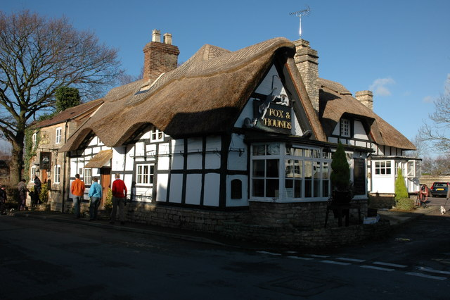 The Fox and Hounds, Bredon