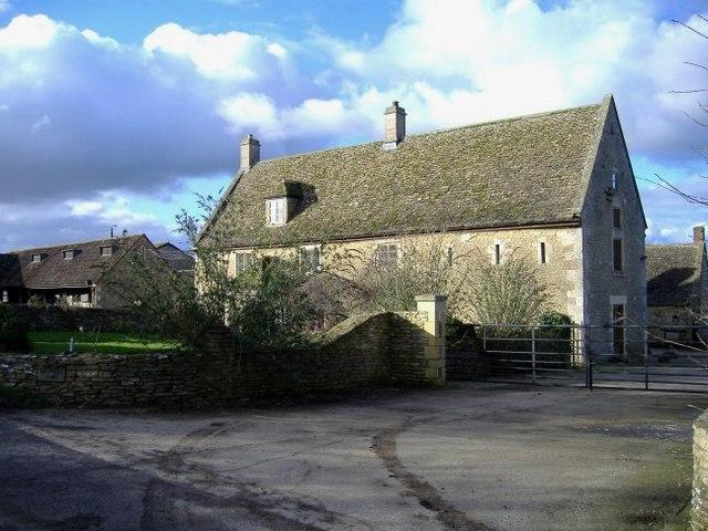 Cromhall farm