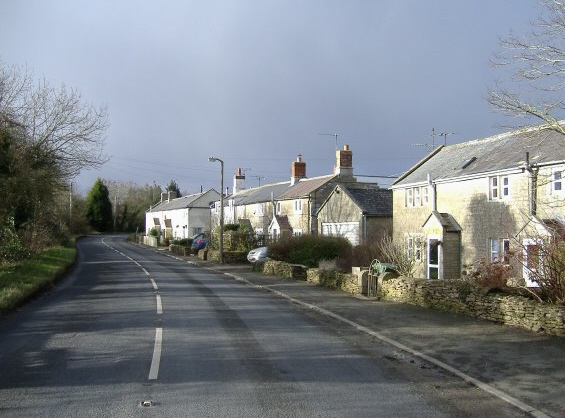 Cottages at Yatton Keynell