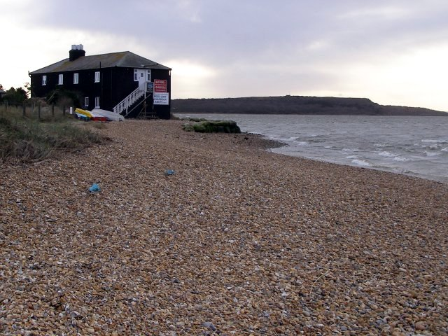 The Black House, Mudeford Spit